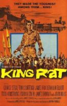 King Rat 1965 DVD - George Segal / Tom Courtenay
